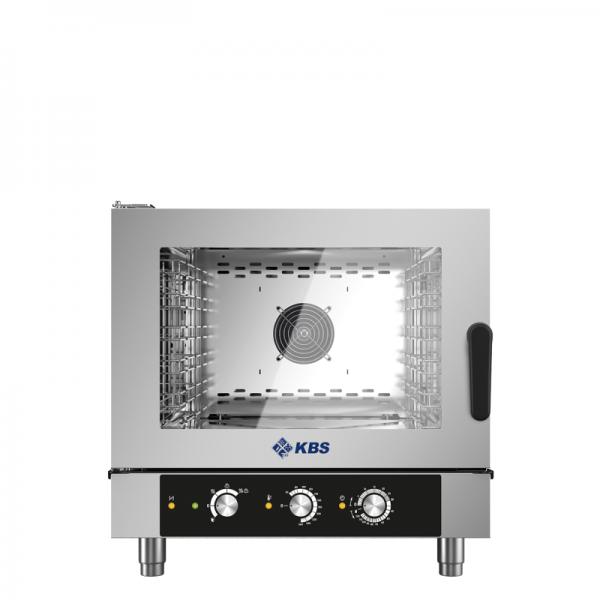 Kombidämpfer Ready 5x GN1/1 und EN 600x400 mechanische Steuerung