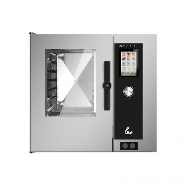 LEO Kombidämpfer Elektro mit Boiler+Touchsteuerung 7 x 1/1 GN