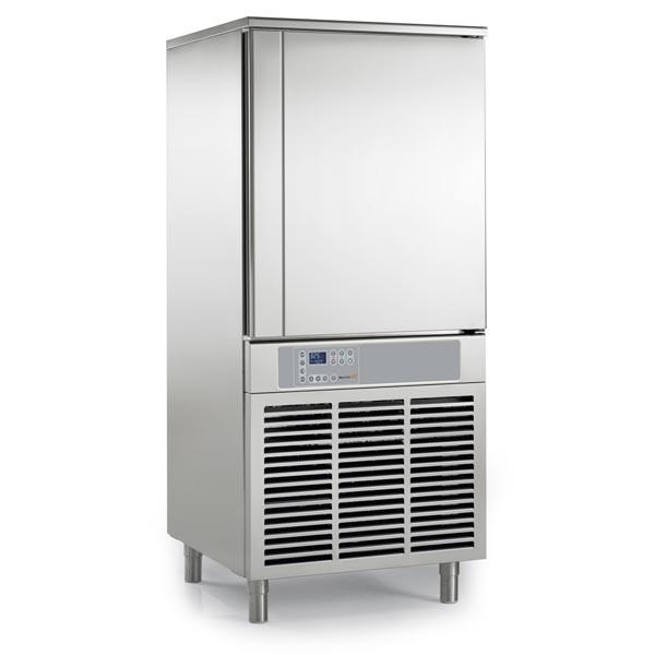 NEW CHILL Schnellkühler Schockfroster 12 x 1/1 mit Kerntemperaturfühler