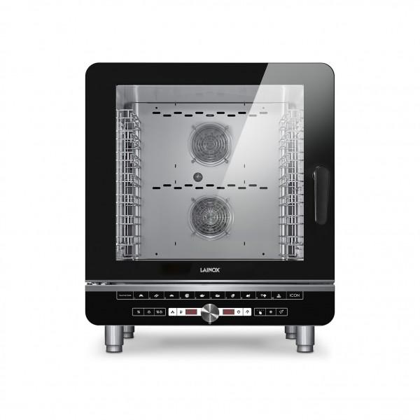 ICON Gas Kombidämpfer 7 x GN 1/1 mit elektronischer Touch Steuerung