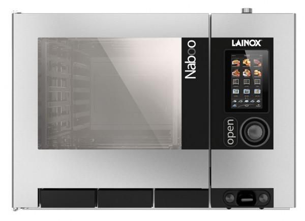 Lainox NABOO Profi-Kombidämpfer 7 x GN 2/1 Elektro mit Boilerdampferzeugung