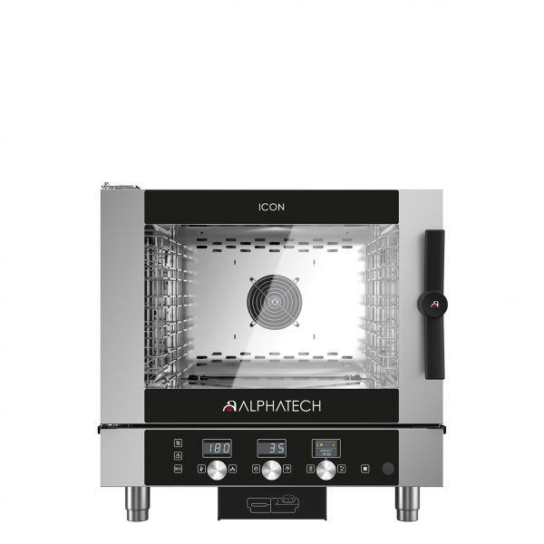 ICON Kombidämpfer 5xGN 1/1 Elektro – elektronische Steuerung