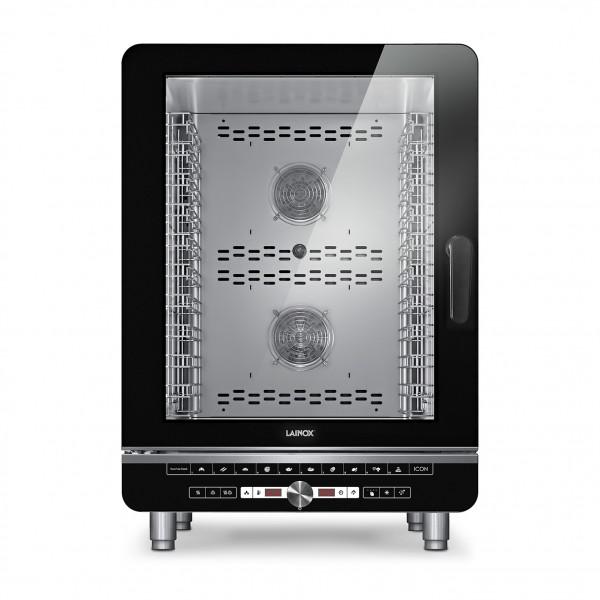 ICON Kombidämpfer 10 x GN 1/1 mit elektronischer Touch Steuerung