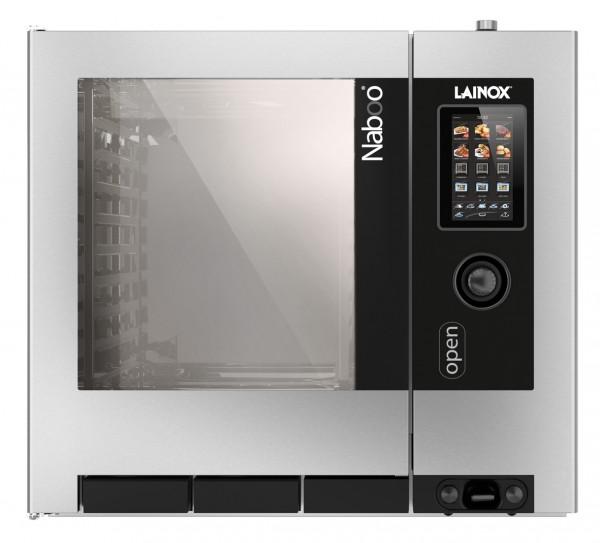 Lainox NABOO Elektro-Konvektomat 10 x GN 2/1 mit Touchbedienung und Direkteinspritzung