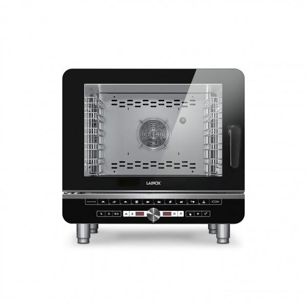 ICON Gas Kombidämpfer 5 x GN 1/1 mit elektronischer Touch Steuerung