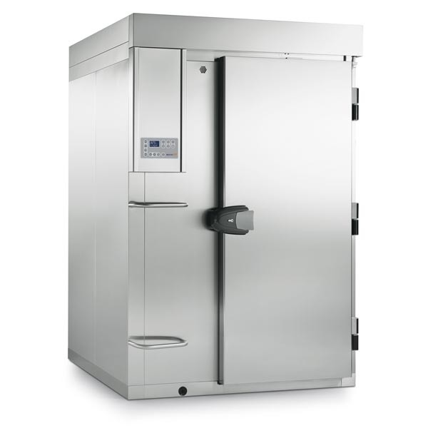 NEW CHILL Schnellkühler Schockfroster 20 x 2/1 - 40 x 1/1 Einfahrzelle mit Kerntemperaturfühler