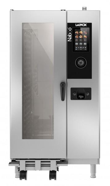 Lainox NABOO 20 x GN 1/1 Großkonvektomat für Gastro und Kantine mit Direktdampf - elektrisch beheizt