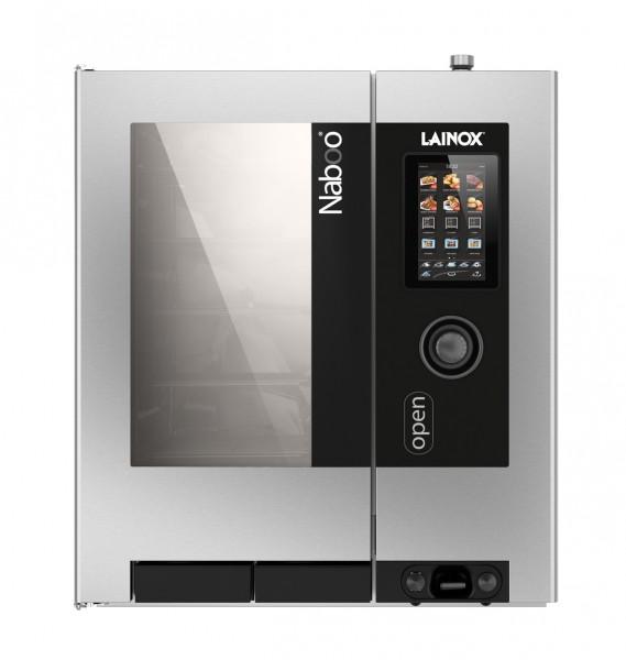 Lainox NABOO Gastronomie-Kombidämpfer 10 x GN 1/1 mit Dampferzeugung per Boiler - Elektroausführung
