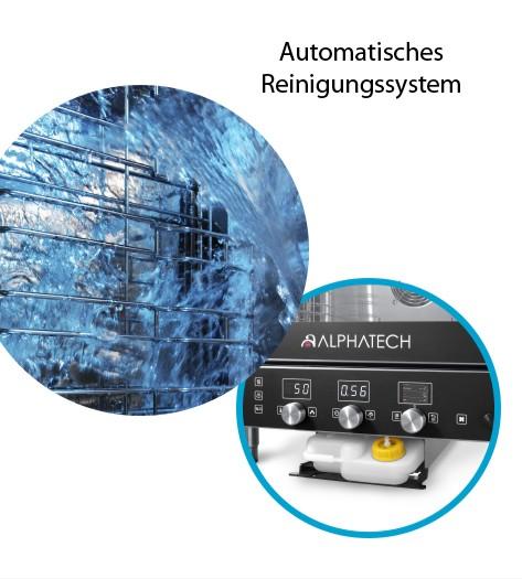 Nachrüstkit Automatisches Reinigungsystem für 071/101 Geräte mit T-Steuerung
