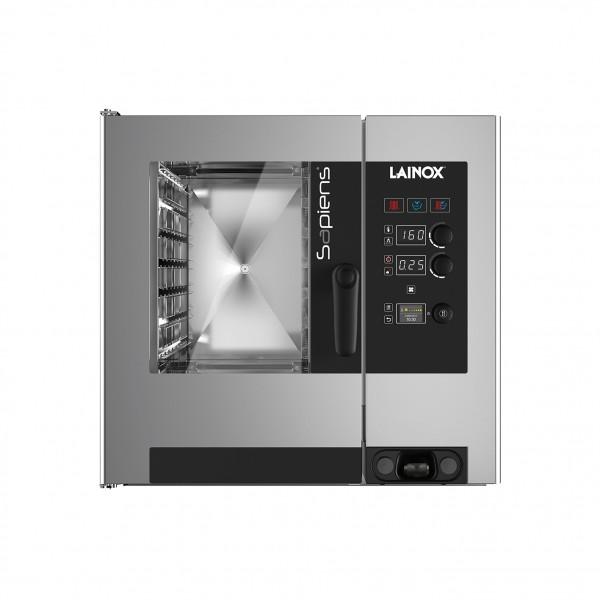 SAPIENS Kombidämpfer 7 x 1/1 GN Elektro mit Boiler