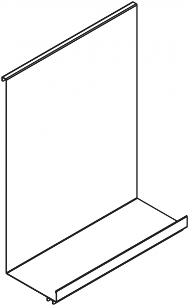 Ablage für Untergestell NSR071